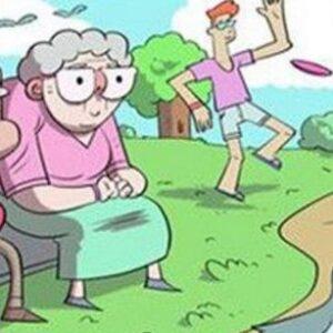 7 semelhanças entre estudantes e idosos