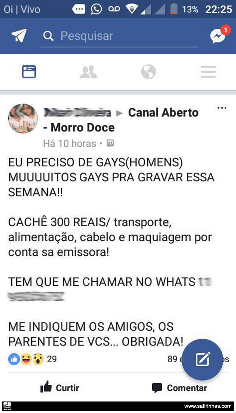 cachê-para-gays