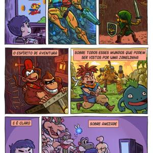 O que os games me ensinaram