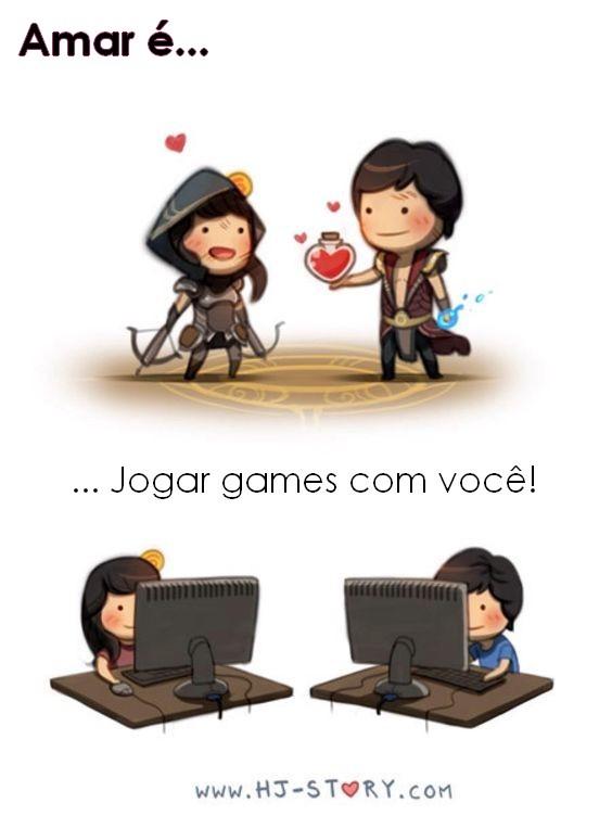 Amar-é-jogar-jogos-com-você