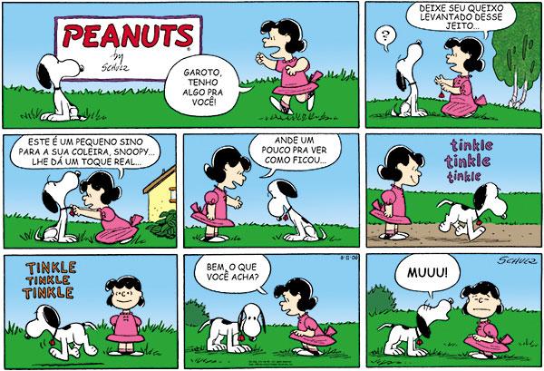 Quadrinhos gostosos de ler que tocam o coração