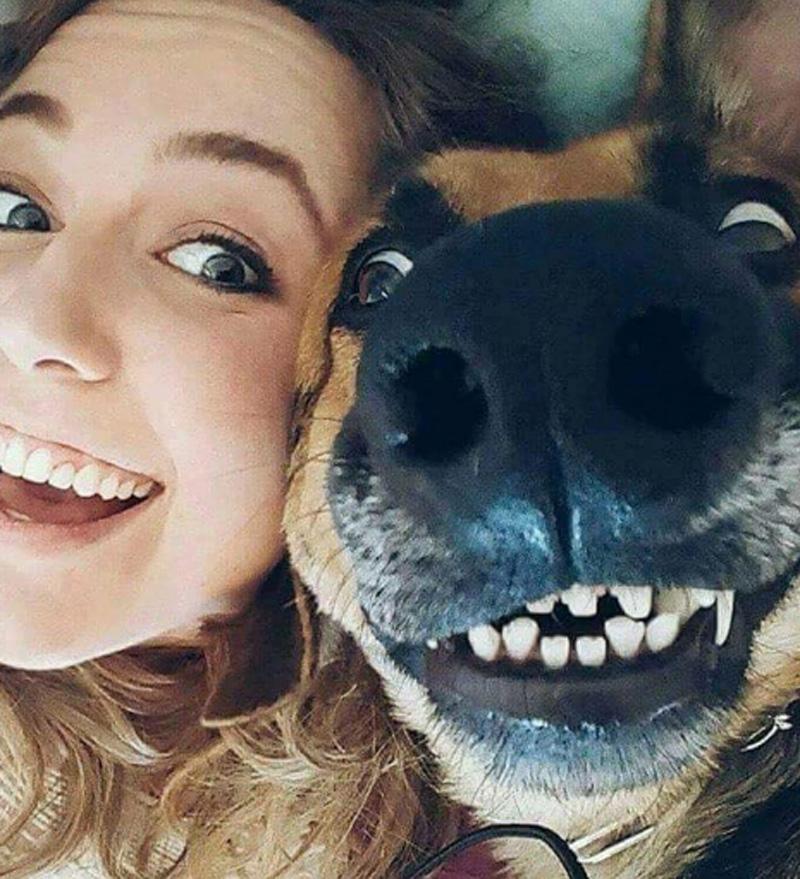 selfie-com-o-cão