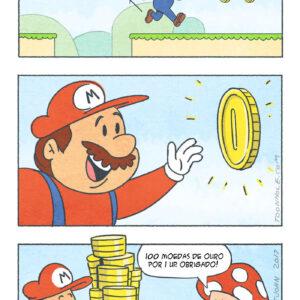 Super Mário e o Bitcoin