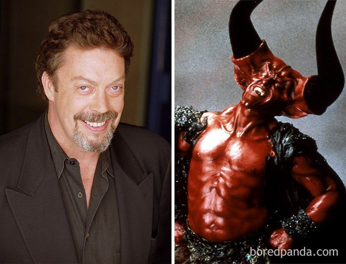 Tim Curry, em Lord Of Darkness