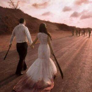 Este casal fez um book inspirado em The Walking Dead e enlouqueceu a internet