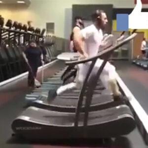 Treinar assim é para os fortes