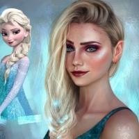 11 personagens das telas transformadas em lindas mulheres.