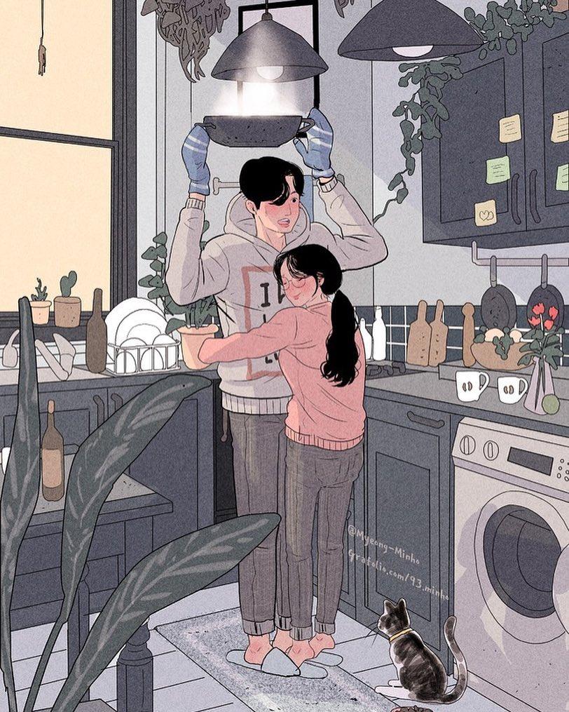 O amor está nas pequenas coisas (5)