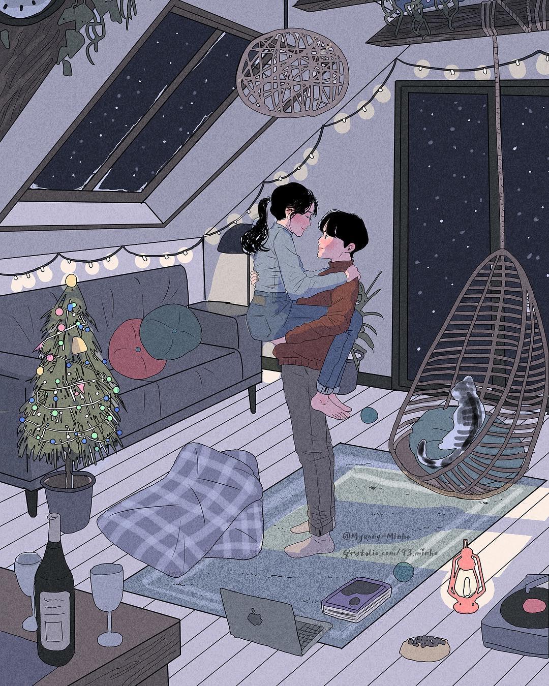 O amor está nas pequenas coisas (6)