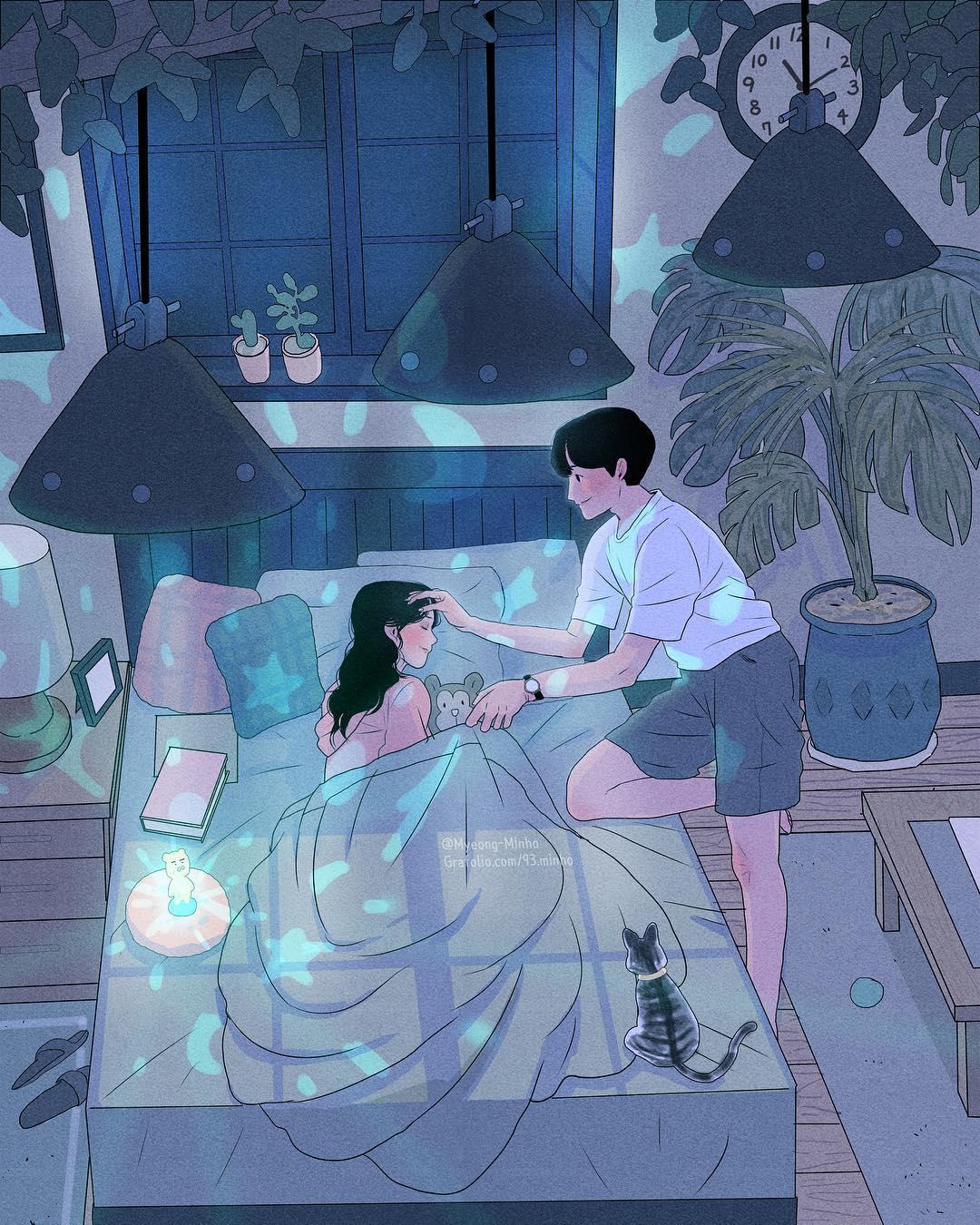 O amor está nas pequenas coisas (7)