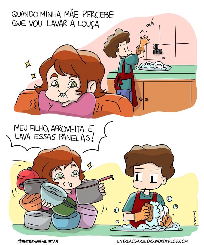 ajudando-a-mãe