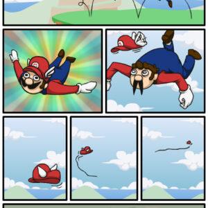 A morte do Mário e alguns quadrinhos divertidos