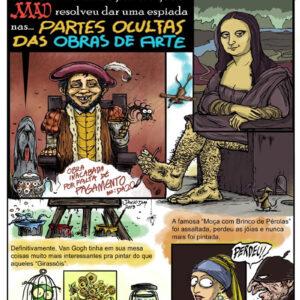 Obras de arte explicadas por Danilo Dias