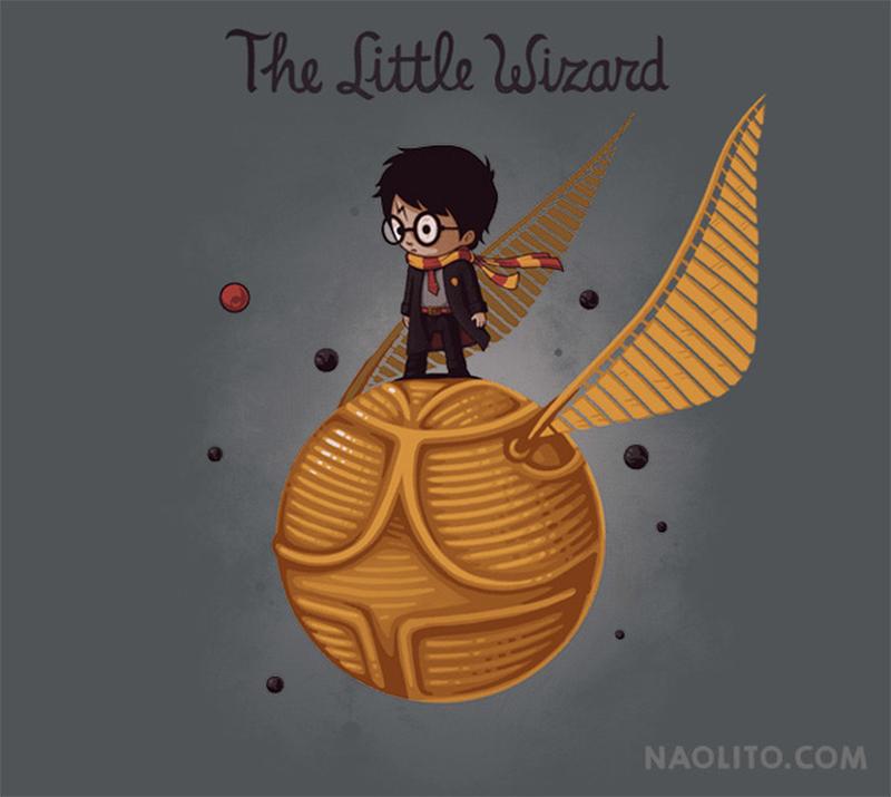 O pequeno bruxo