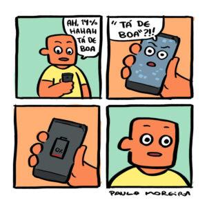 Quadrinhos tão idiotas que são engraçados