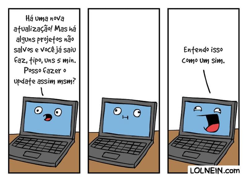 Computador do mal