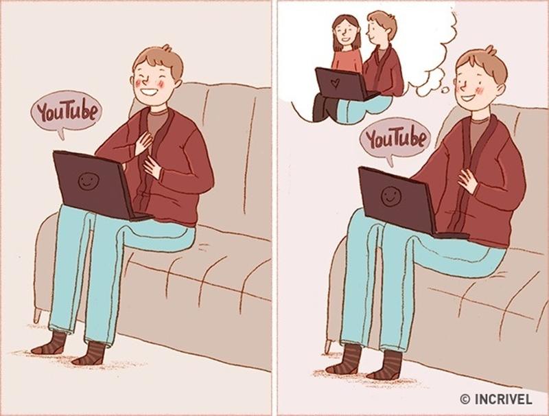 Youtube com amor