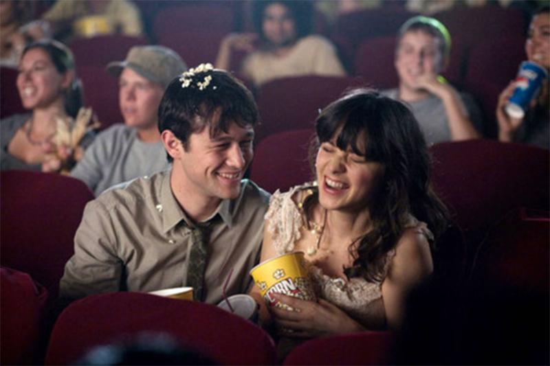 Uma ida ao cinema cheia de regras importantes