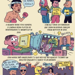 Ninguém leva o Brasil a sério e com razão