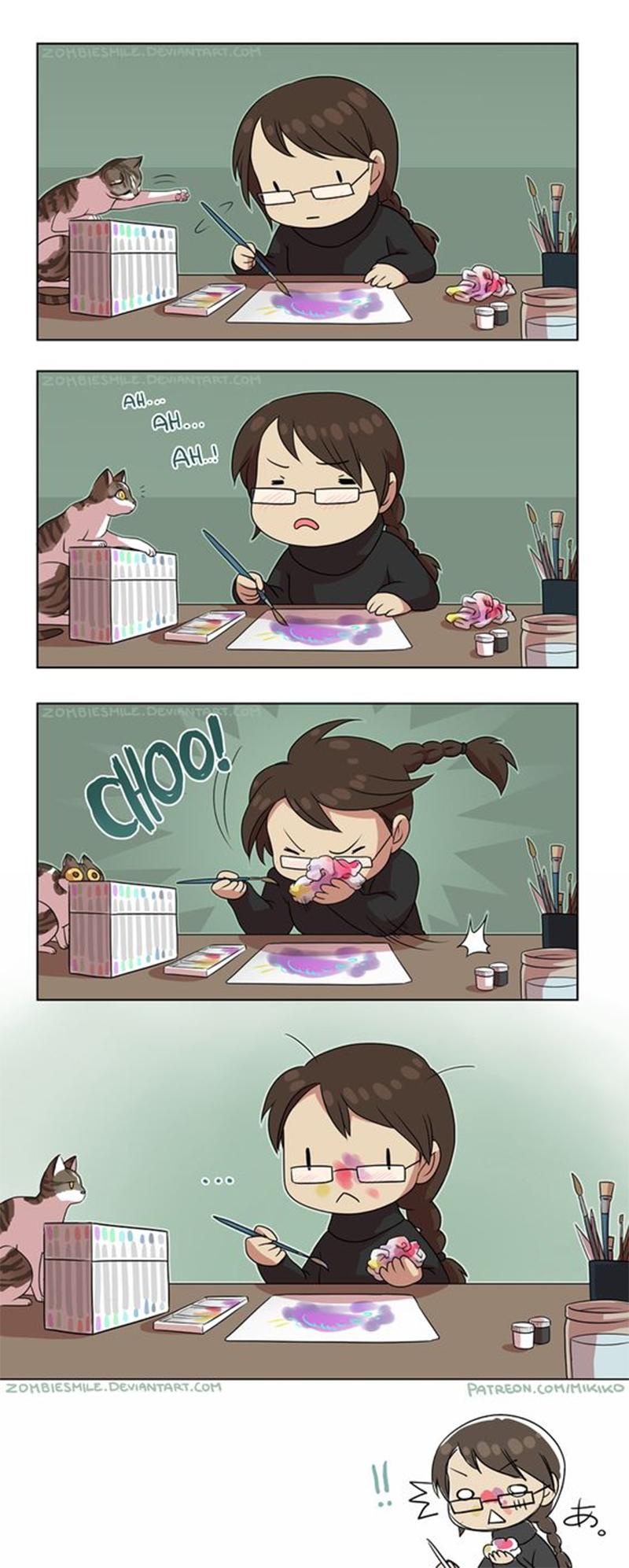 uma grande artista
