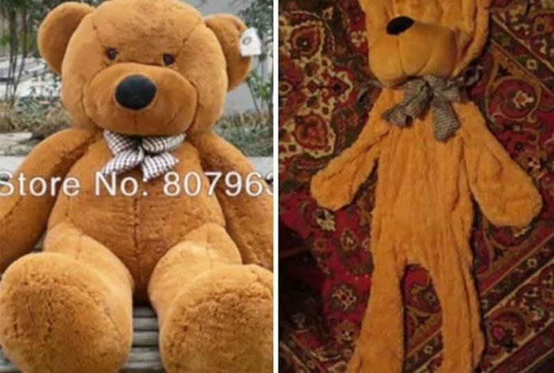 Um urso do tamanho do seu amor