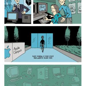 Steve Jobs mostrou que temos pouco tempo