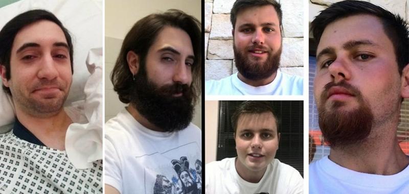 A barba muda o visual de um homem e essas 18 fotos mostram isso