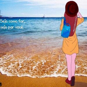 As lindas ilustrações e mensagens de Mila Morais