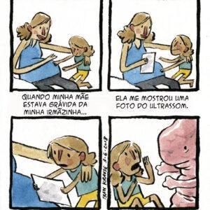 Os piores medos em quadrinhos assustadores