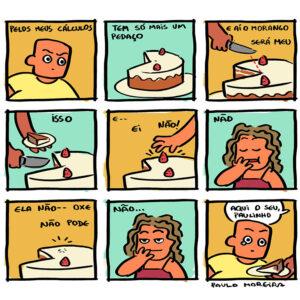 Uma garota má e outros quadrinhos para chorar de rir