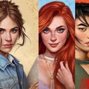 Lindas princesas e os links interessantes da semana