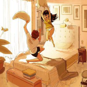 As coisas mais fofas em ilustrações carinhosas