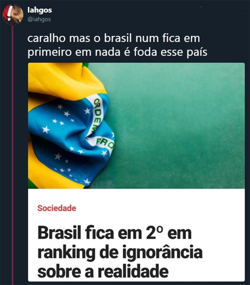 Coisas que só acontecem no Brasil e animam a gente