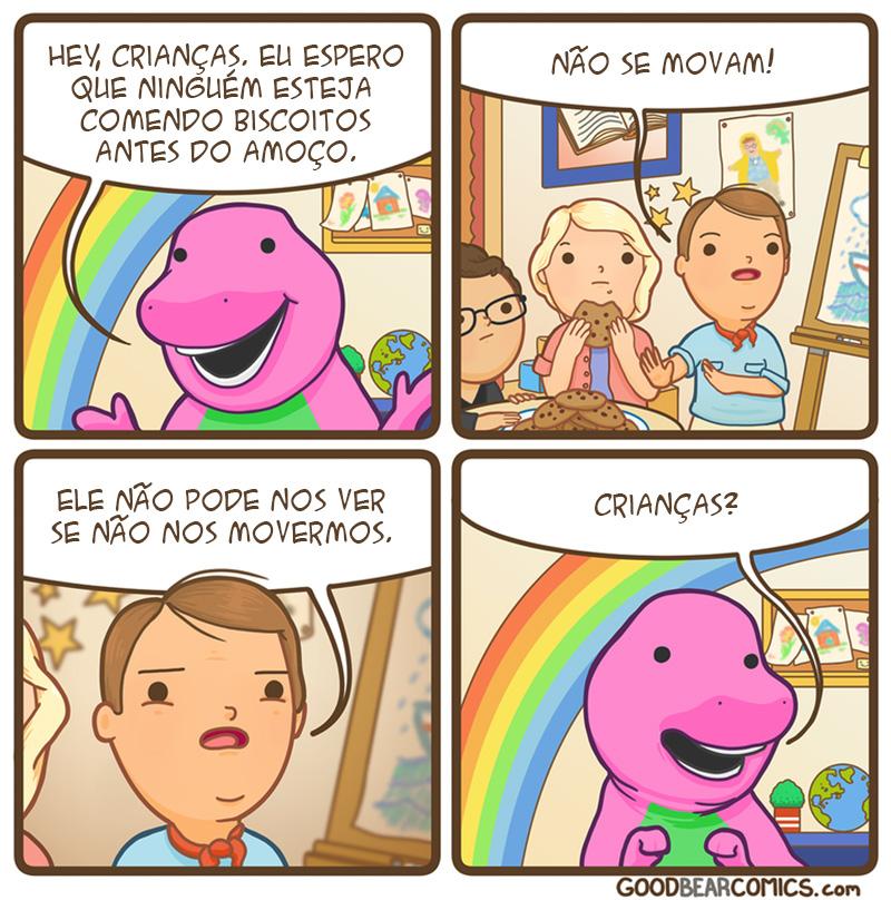 Barney e seus inimigos
