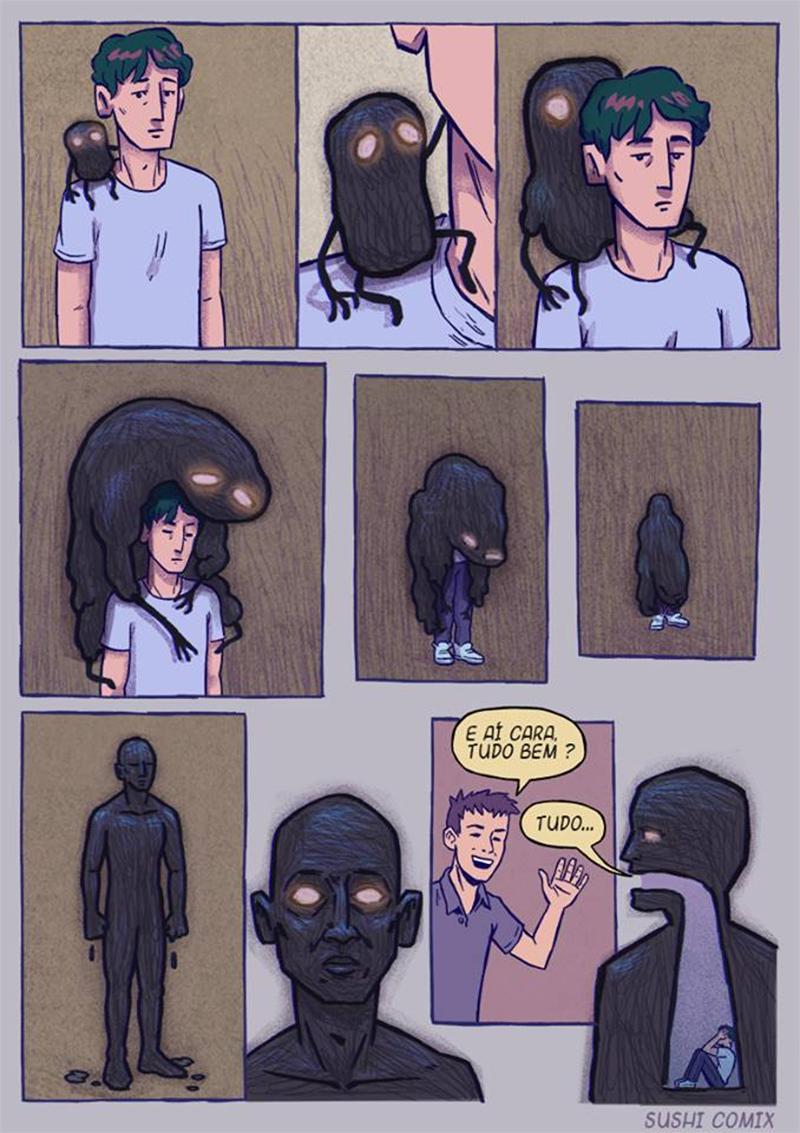 Depressão e falta de foco
