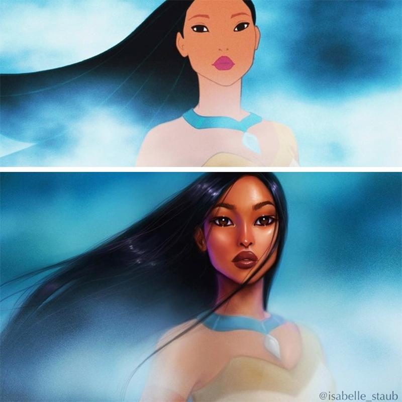 11. Pocahontas