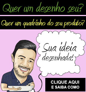 Sua ideia desenhada