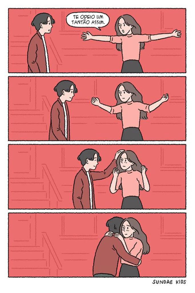 te odeio mas te amo