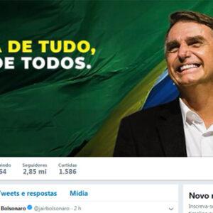 2 momentos marcantes da posse de Bolsonaro como presidente