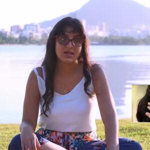 Eduarda Emerick, a jovem que inspirou Bruna Marquezine e é exemplo de superação