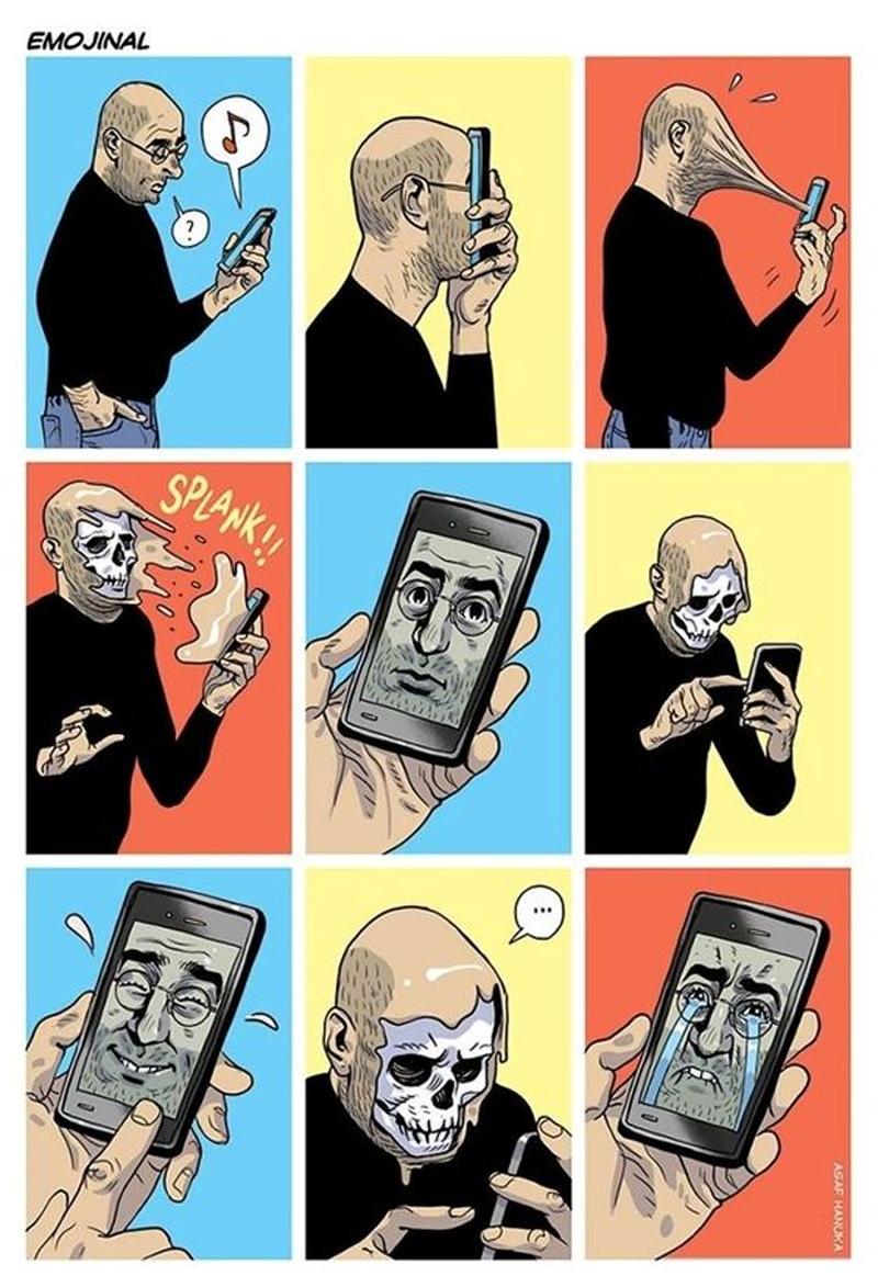 A tecnologia pode aprisionar