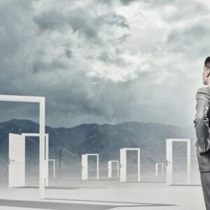 A  linha tênue entre oportunidade e obstáculos