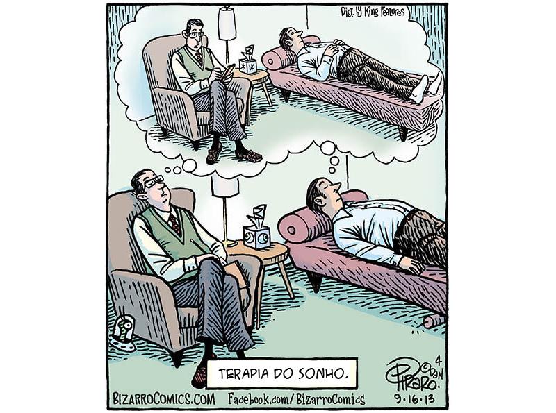 A terapia do sonho