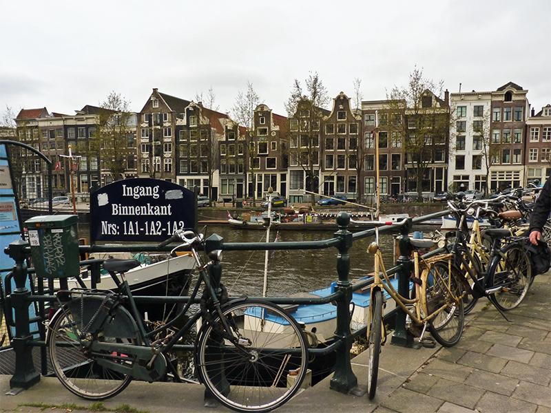 Amsterda-bicicleta