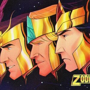 Os Cavaleiros do Zodiac Men, uma paródia para te tirar do sério