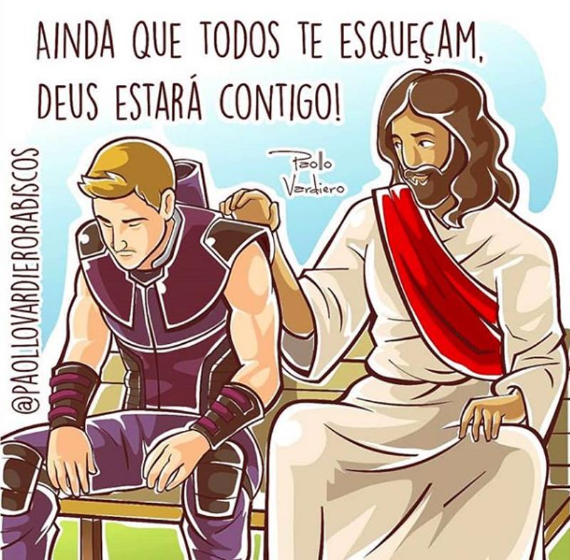 Ninguém é esquecido por Deus