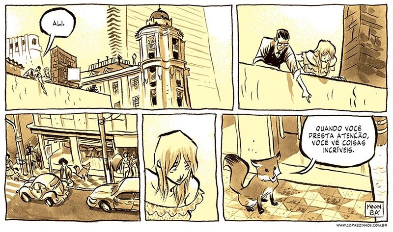quadrinhos que tocam o coração
