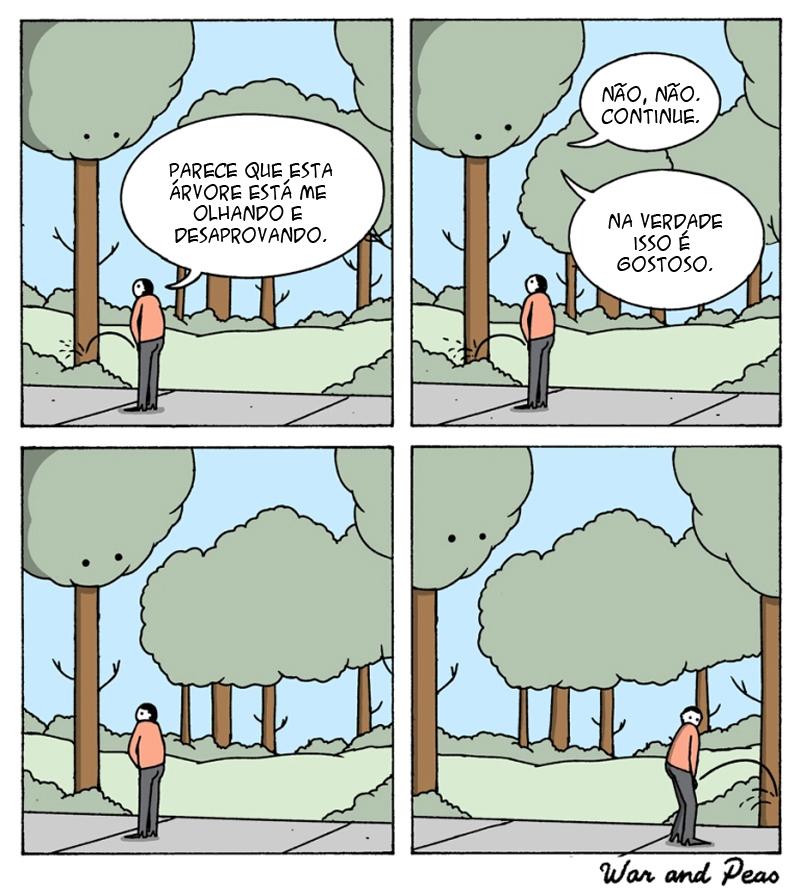 A árvore legal