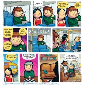 Como não conhecer o amor da sua vida e outros quadrinhos que partem o coração