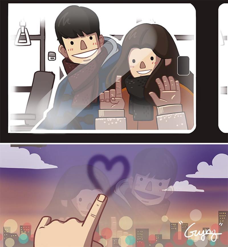 Uma pequena demonstração de amor